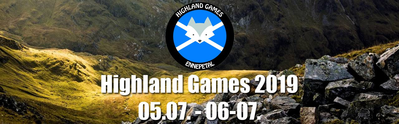 Highland Games Ennepetal